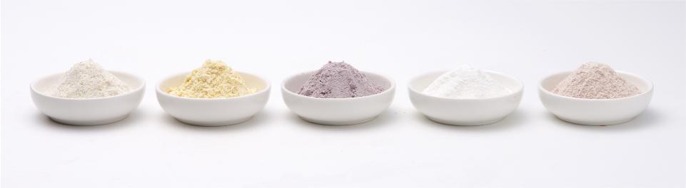 α(アルファー)化粉のサンプル写真
