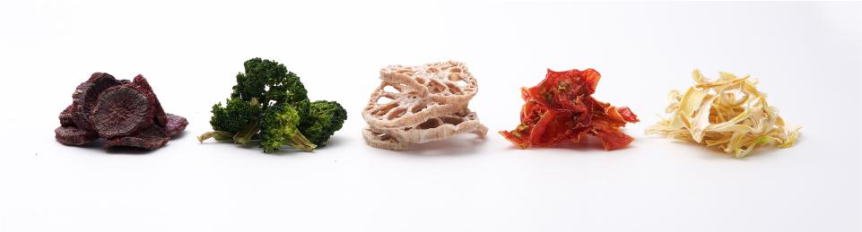 乾燥野菜のサンプル写真